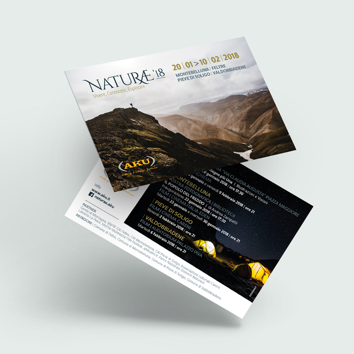 Card AKU-Naturae