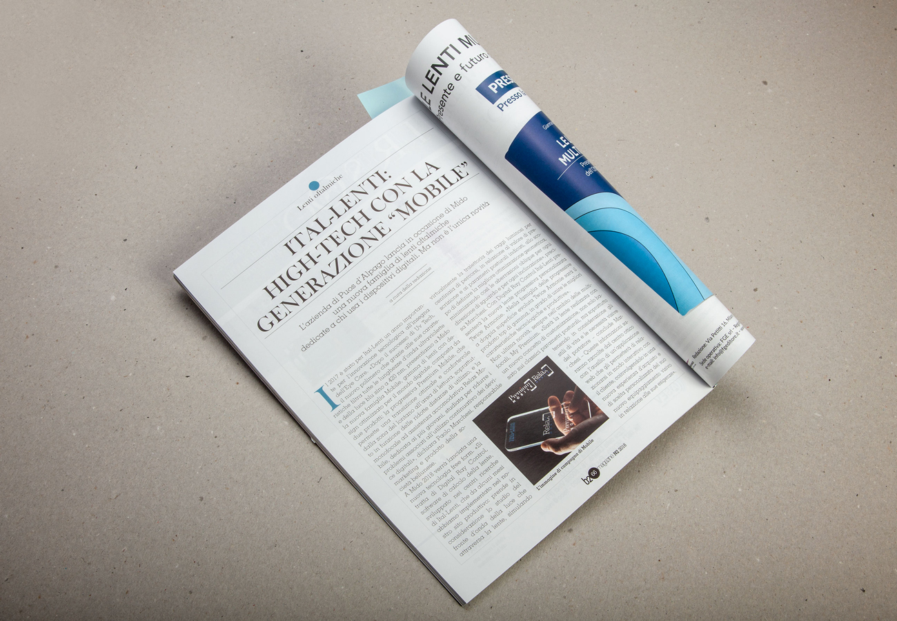 Ufficio stampa Ital-lenti