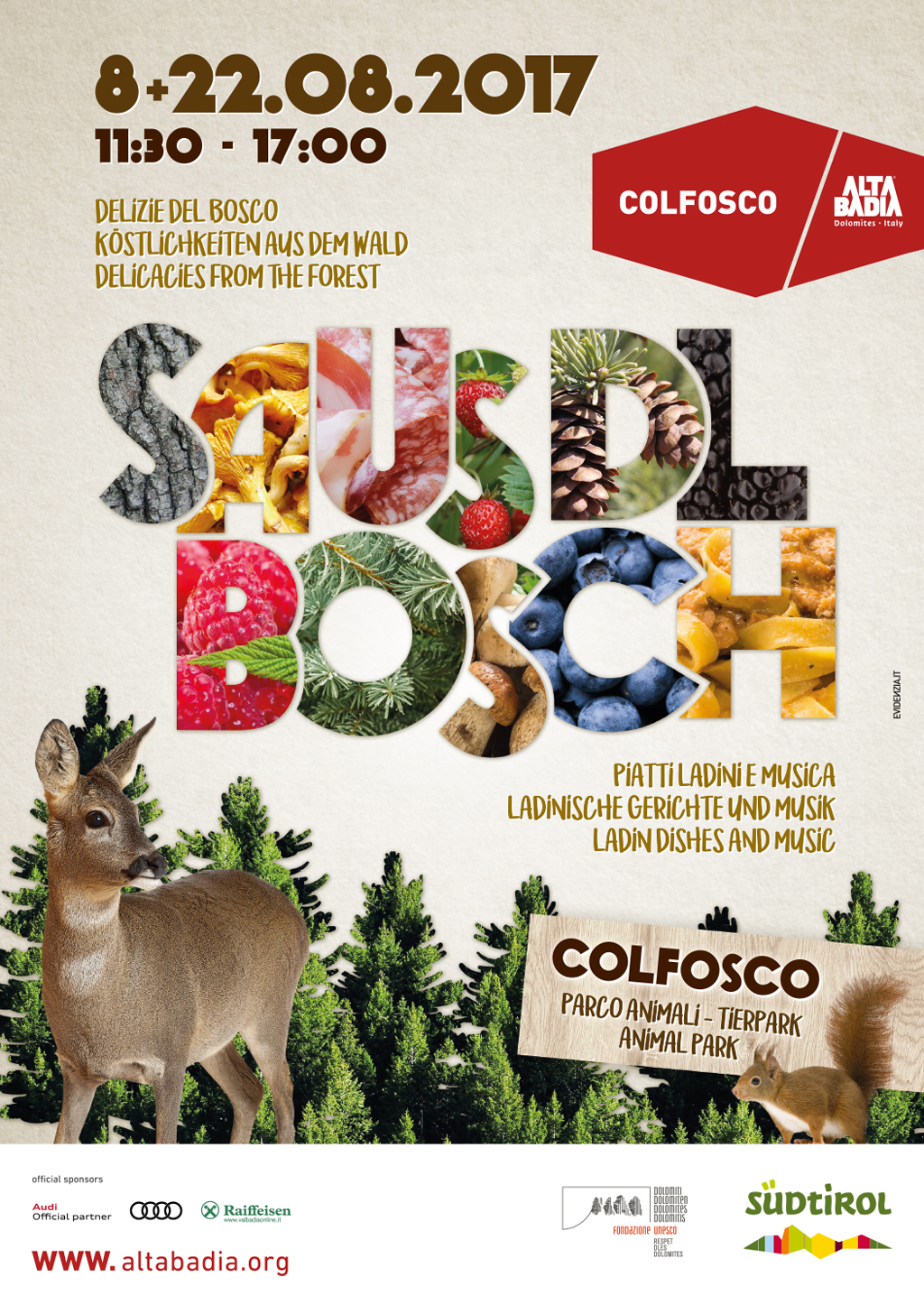 Locandina Saus Bosch